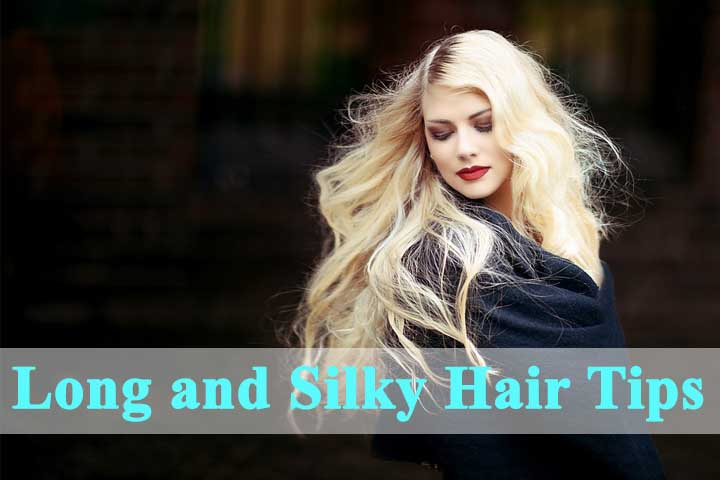 Home remedies For Strong and Long Hair