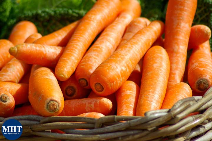 carrots-hair-growth-food