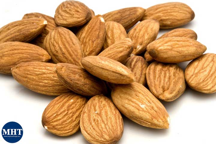 almonds-hair-growth-food
