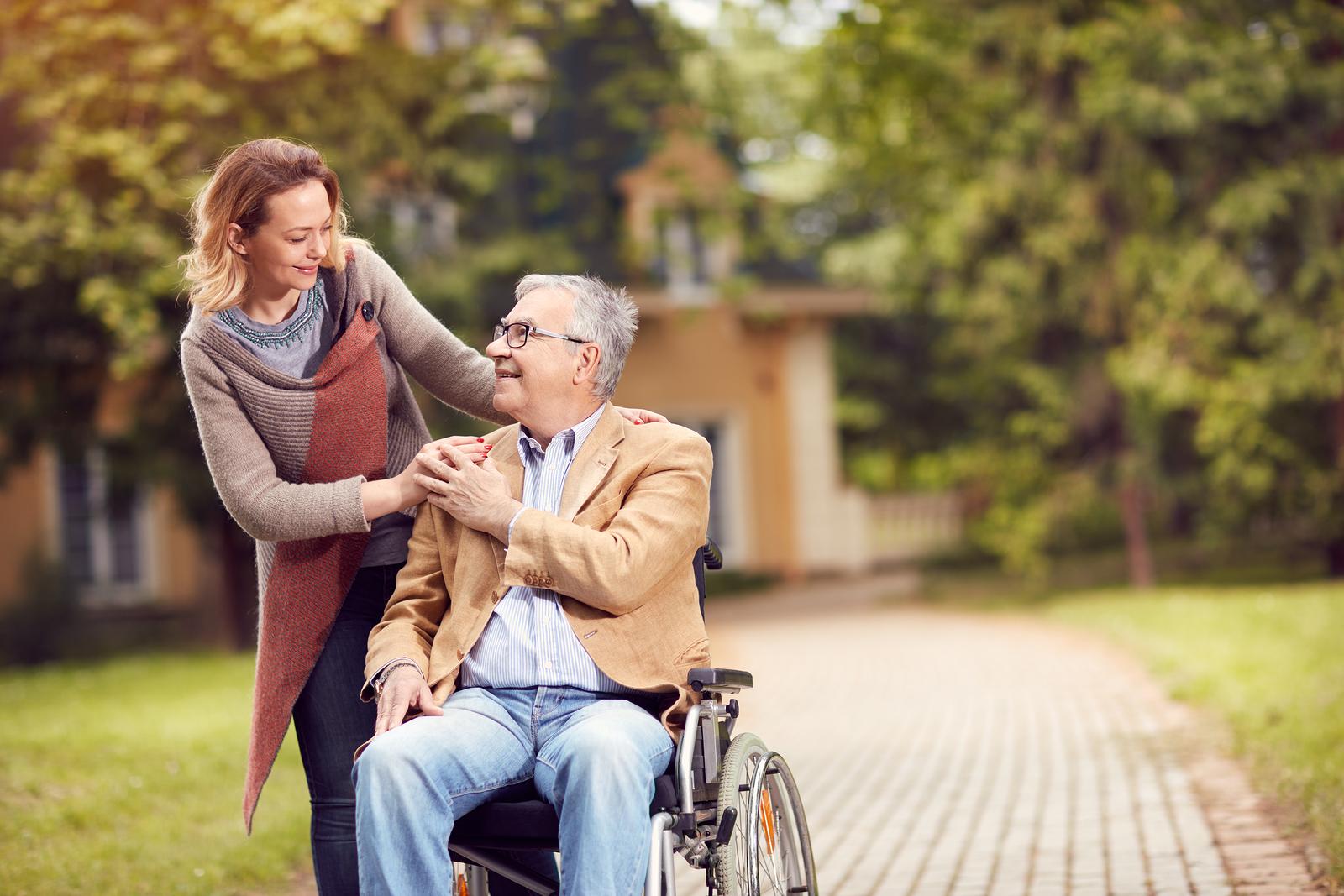 cancer caregiver