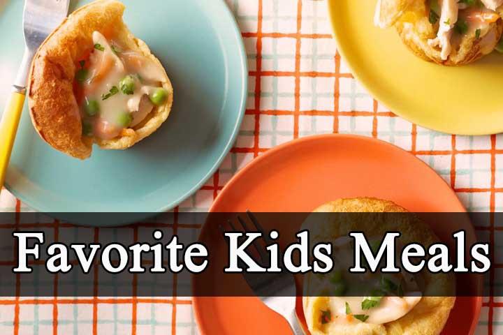 Favorite Kids Meals