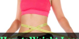 5 Different Ways for Weight Loss