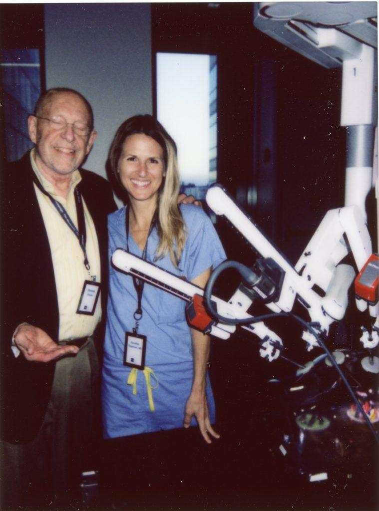 robotic mesothelioma surgery