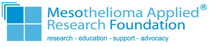 Mesothelioma_Applied Research Foundation logo
