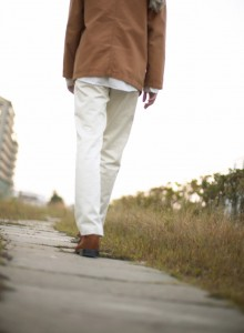 Walking on the Sidewalk