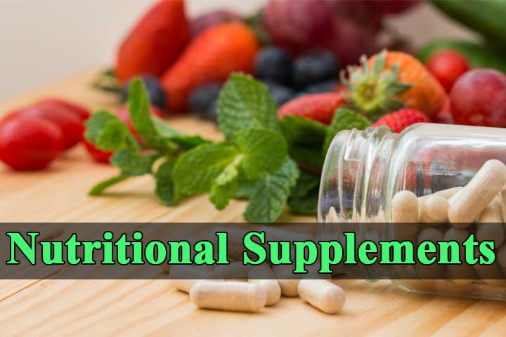 Why you Need Nutritional Supplements