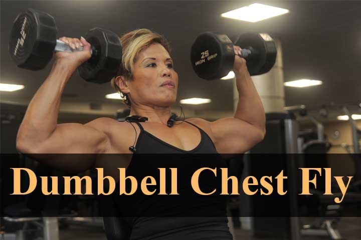 How to do Perfect Dumbbell Chest Fly