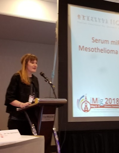 mesothelioma biomarkers
