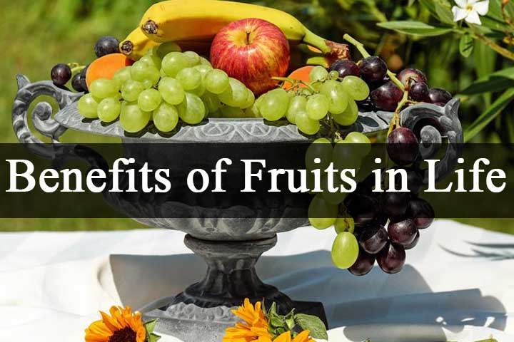 The Benefits of Adding Fruits to Your Life