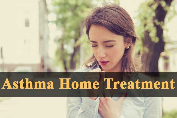 Treatment of Asthma at Home
