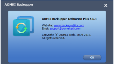 Realize Disk Backup with AOMEI Backupper 4.6.1
