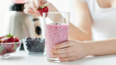 Healthy Eating - Is a Protein Smoothie Effective as a Meal Replacement