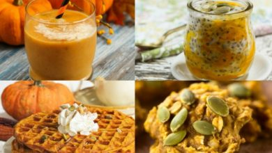 Pumpkin Spice Recipes - Pumpkin Spice Makes Everything Nice