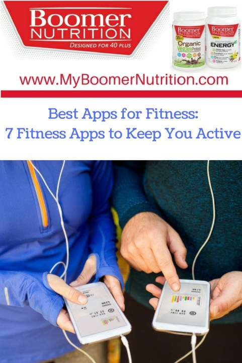 Best Apps for Fitness_7 Fitness Apps to Keep You Active