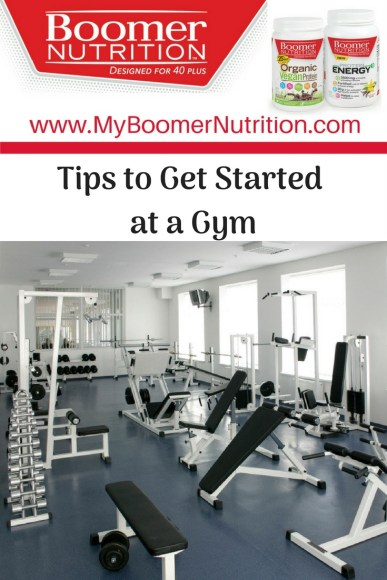 Tips to Get Started at a Gym