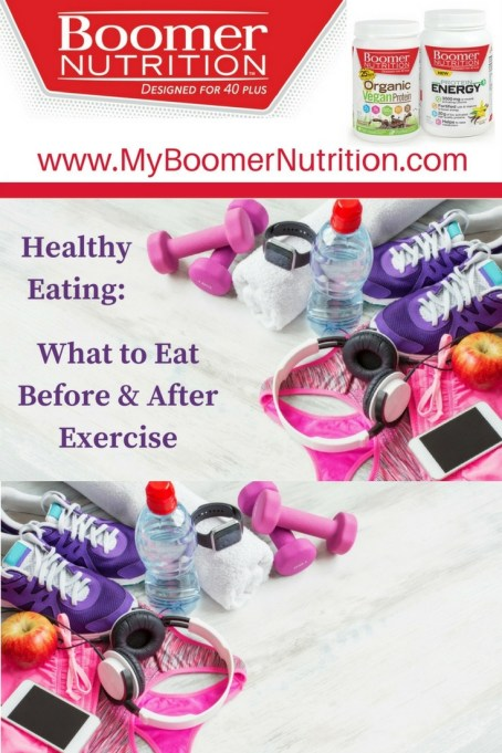 What to eat before and after exercise_PIN