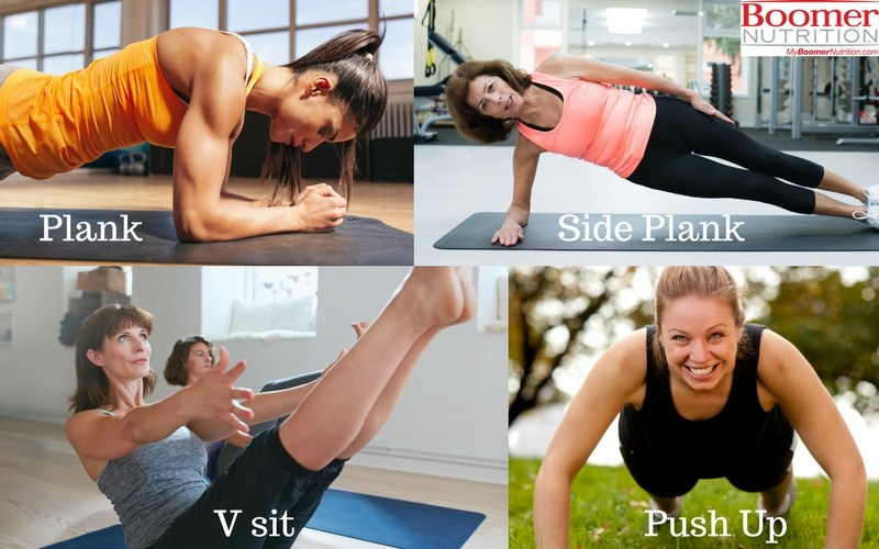 10 Strength Exercises You Can Do Now