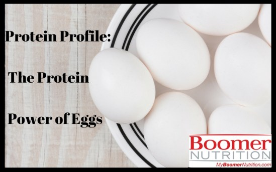 Protein Power of Eggs