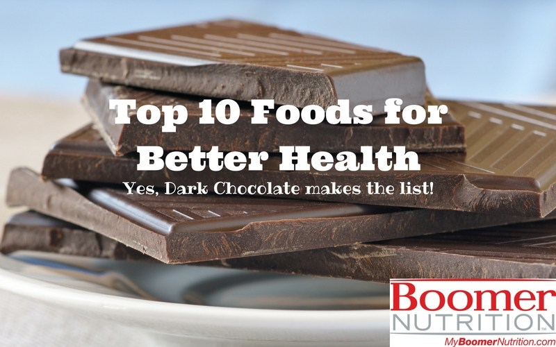 Top 10 Foods for Better Health