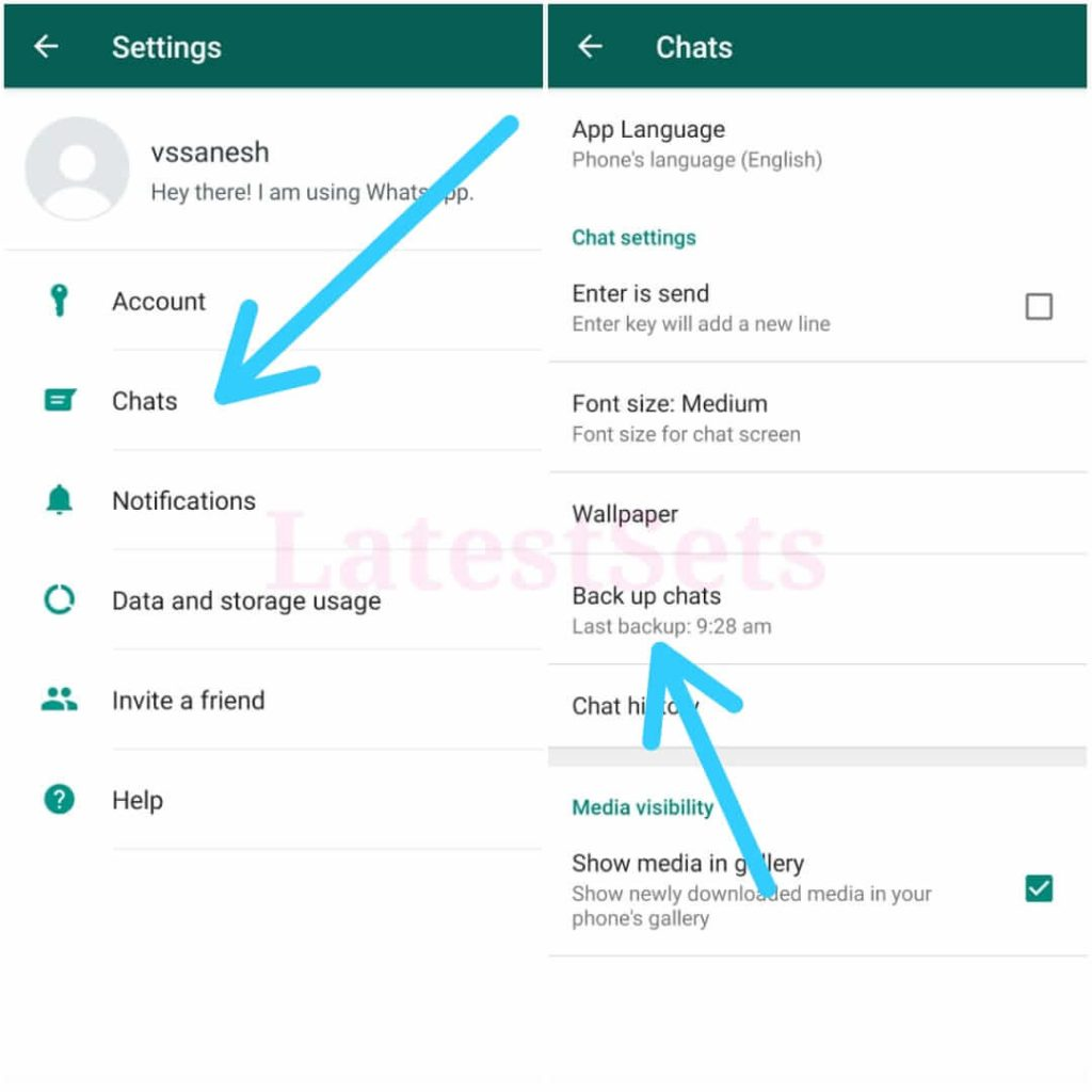 How I Switch From GBWhatsApp to WhatsApp without Losing Chat
