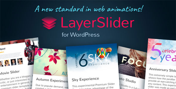 Free download LayerSlider Responsive WordPress Slider Plugin V6.8.1 1