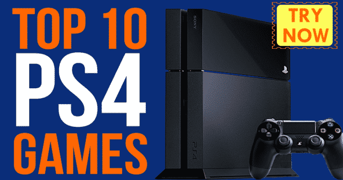 10 Best PS4 Games 2020