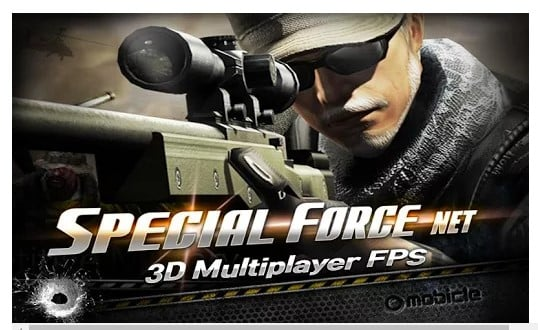 Special Force- Online Fps
