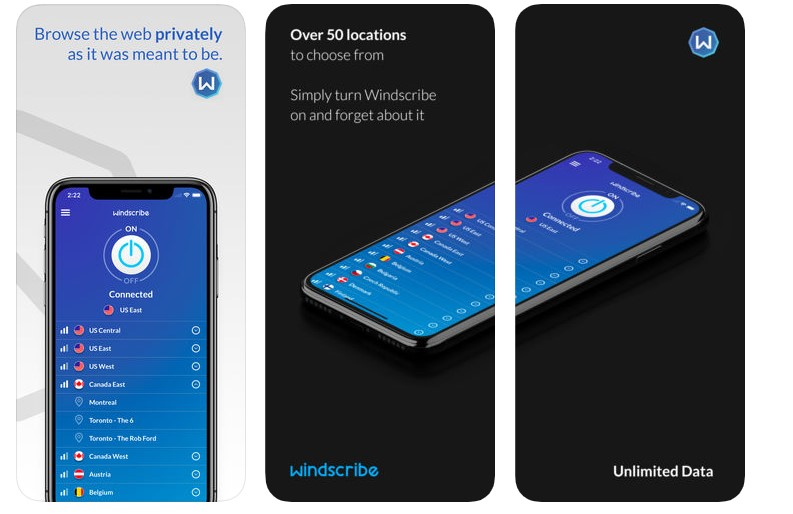 20 Best VPN For iPhone To Browse Anonymously 3