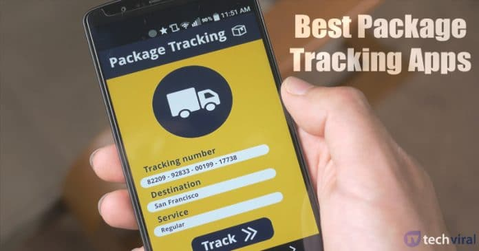 5 Best Package Tracking Apps For Android