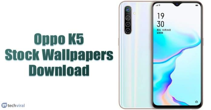 Download Oppo K5 Stock Wallpapers (FHD+ Resolution)