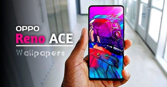 Download Oppo Reno Ace Stock Wallpapers (Full HD+)