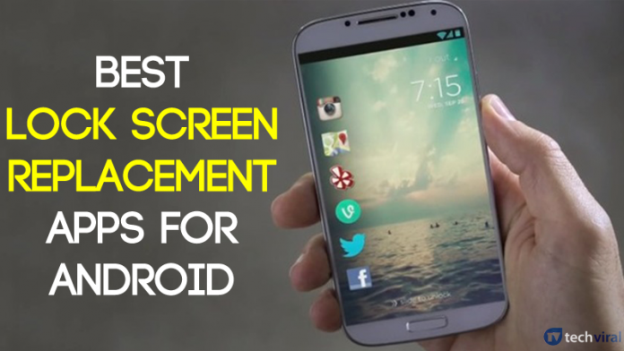 10 Best Lock Screen Replacement Apps For Android