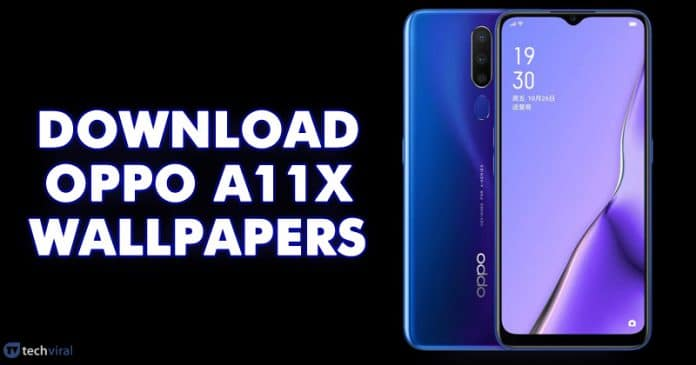 Download Oppo A11x Stock Wallpapers (Full HD+ Resolution)